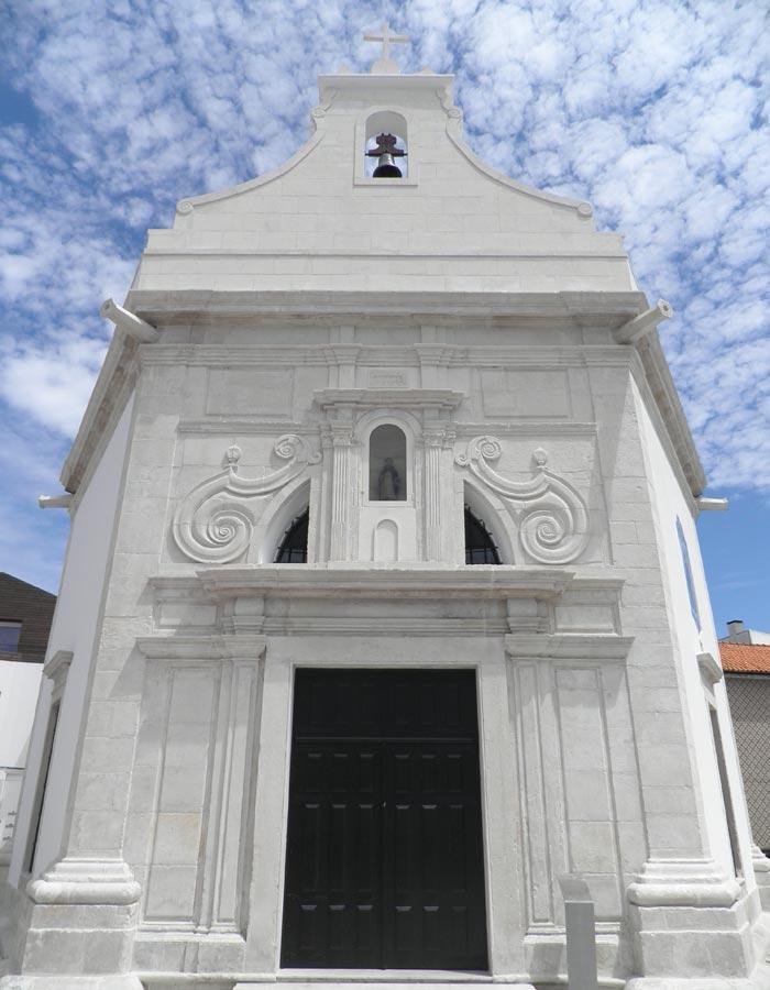 Capilla de San Gonçalinho visitar Aveiro