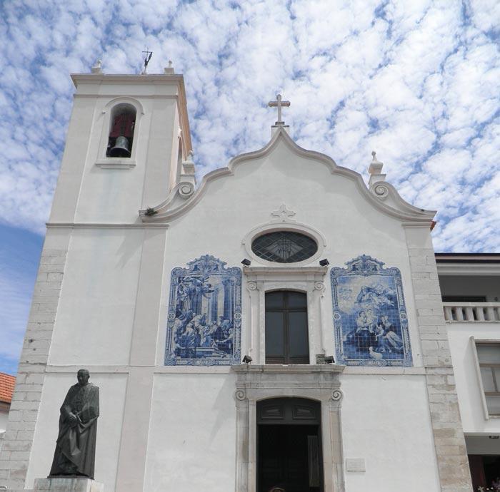 Iglesia de la Vera Cruz visitar Aveiro