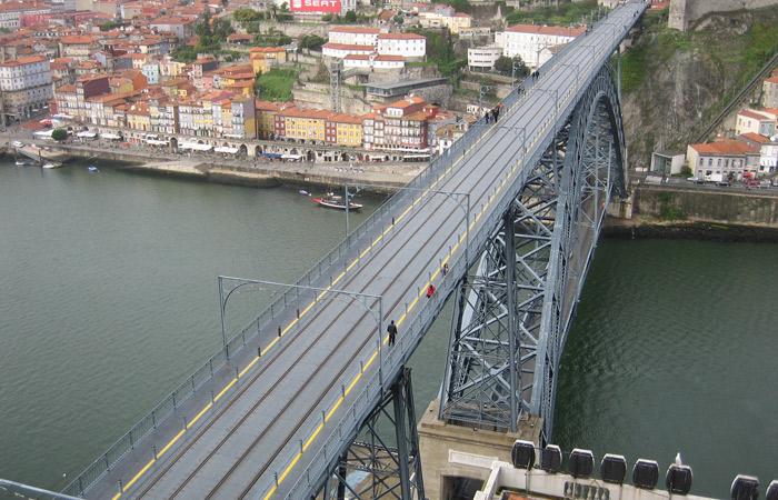 Puente Luis I qué ver en Oporto