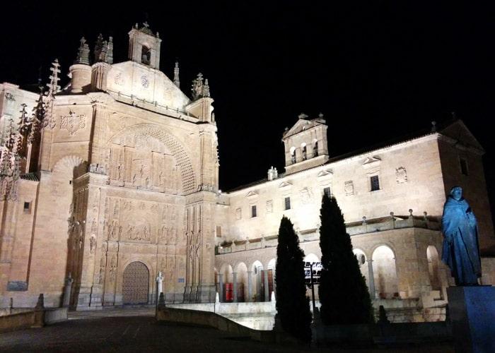 Iglesia de San Esteban y Convento de los Dominicos que ver en Salamanca