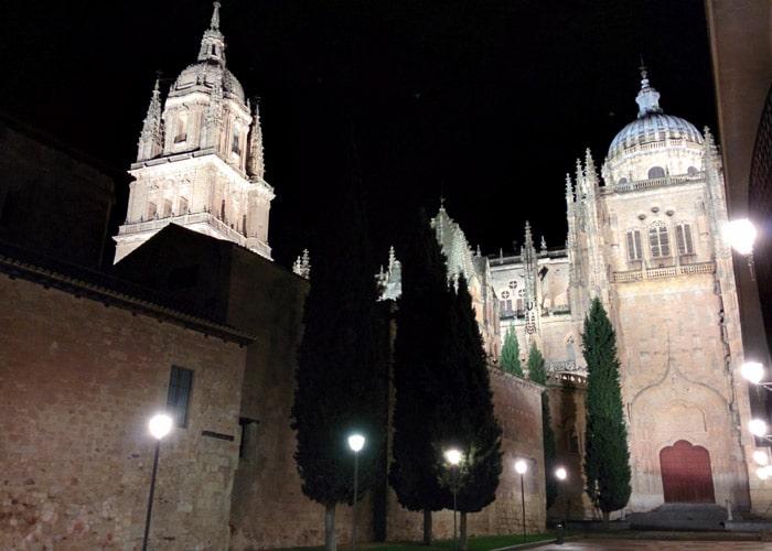 Patio Chico itinerario que ver en Salamanca