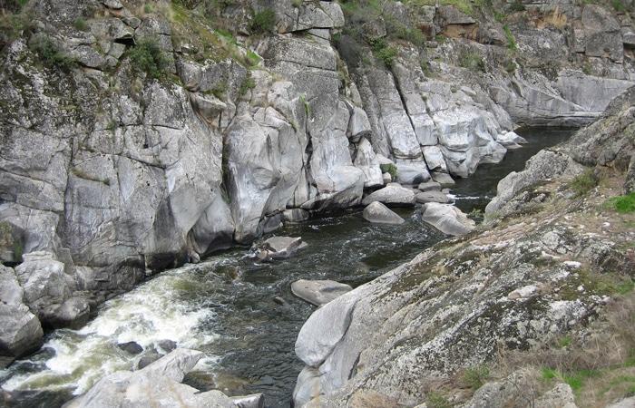 Río Águeda Puente de los Franceses