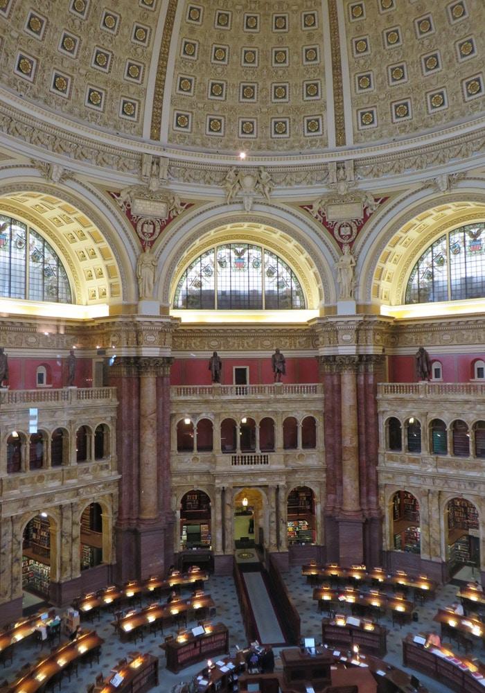Biblioteca del Congreso Washington