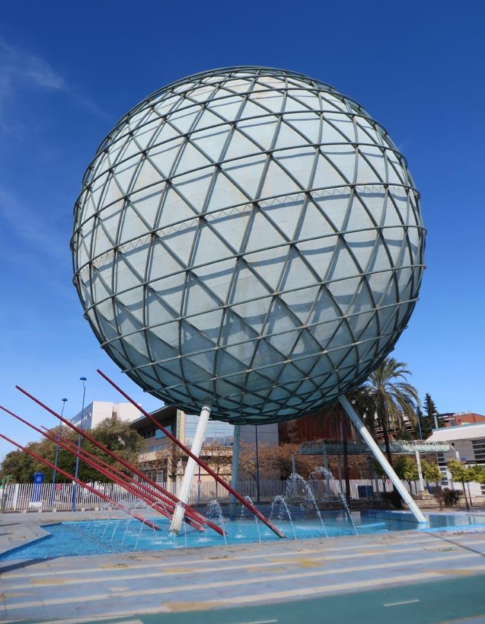 Bola climática de la Expo'92