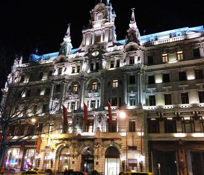 Hotel Boscolo de Budapest