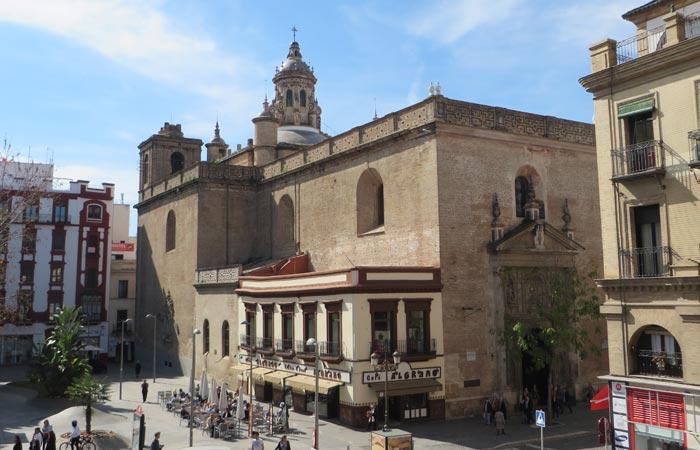 Iglesia de la Anunciación Sevilla