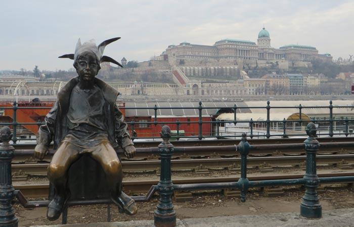 La Princesita o el Duende de Budapest