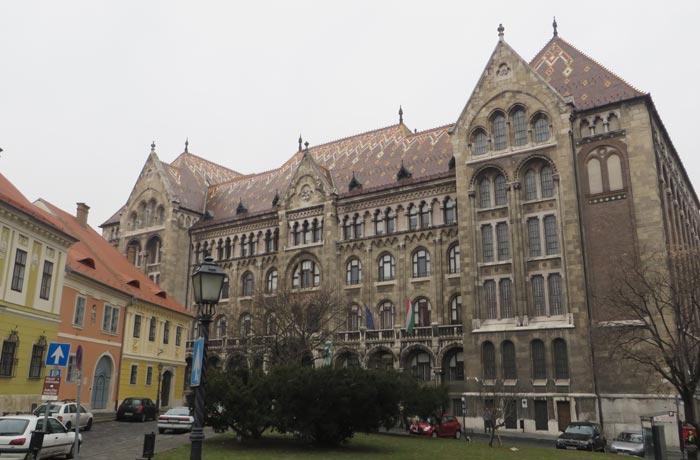 Archivo Nacional de Hungría