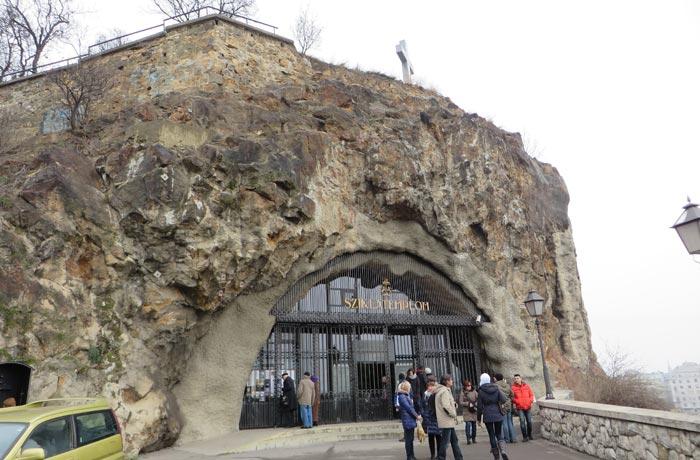 Iglesia de la Roca de Budapest