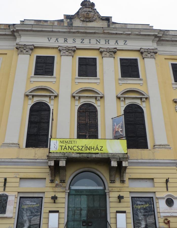 Várszinház Teatro del Castillo de Buda