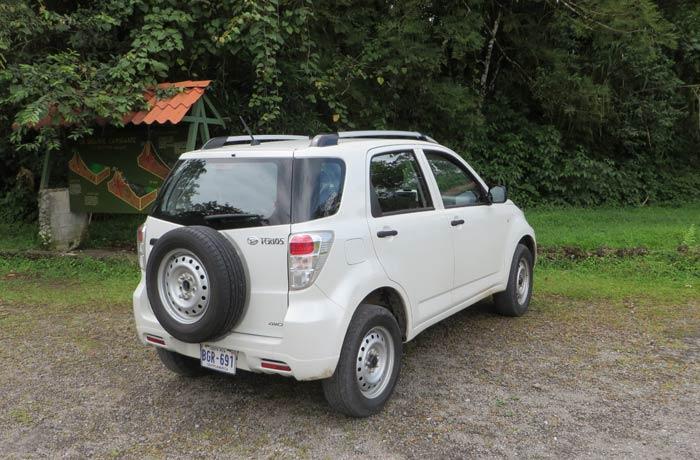Daihatsu Terios Costa Rica por libre