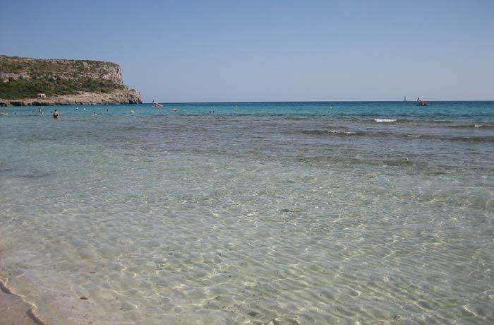 Playa de Son Bou mejores calas de Menorca