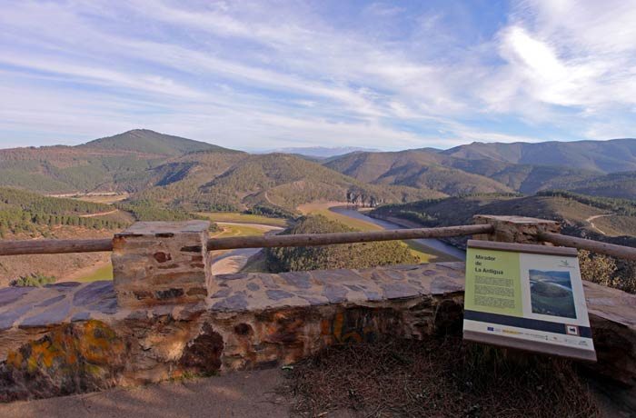 Mirador de La Antigua Meandro Melero
