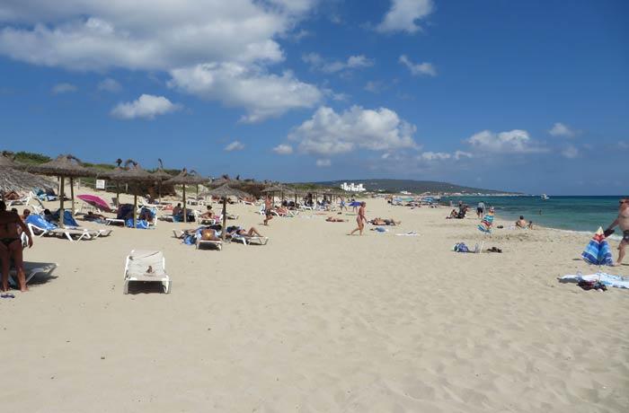 Playas de formentera viaje con pablo - Hamacas de playa ...