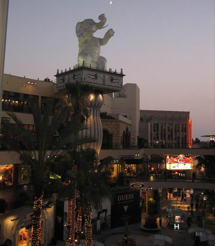 Centro de ocio Hollywood and Highland