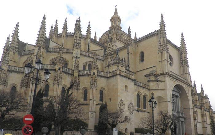 Catedral de Santa María qué ver en Segovia en un día