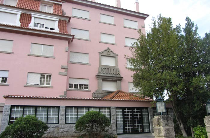 Hotel Astoria Monfortinho termas
