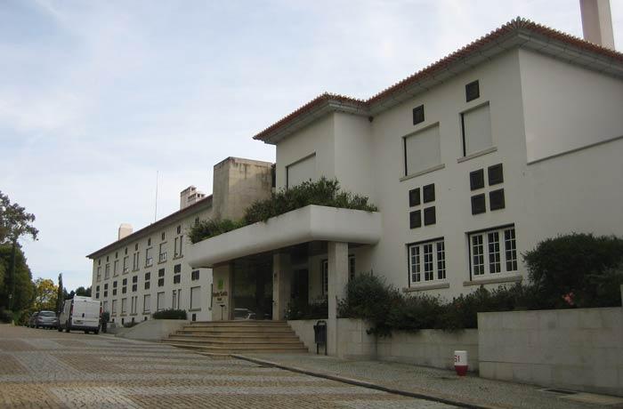 Hotel Fonte Santa Monfortinho termas
