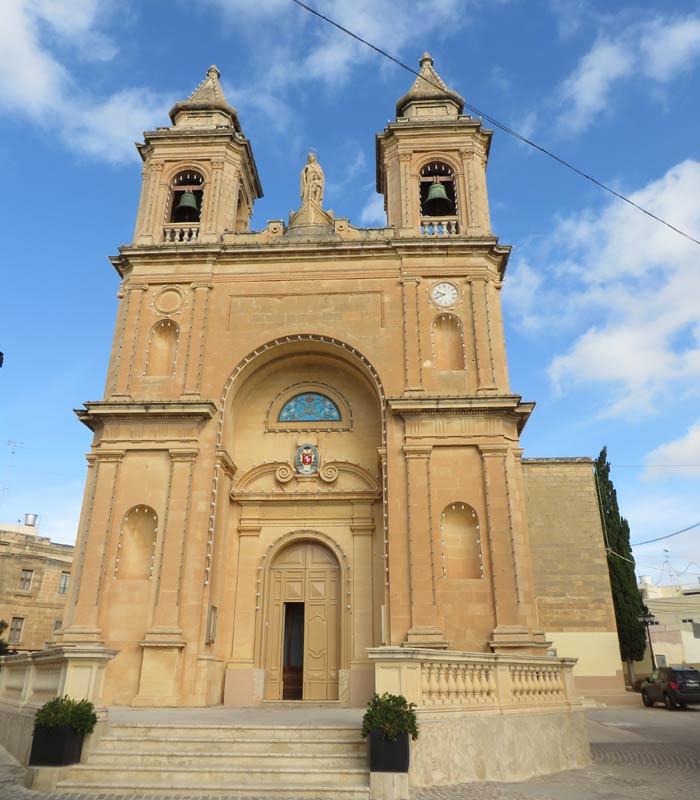 Iglesia de Nuestra Señora de Pompeya de Marsaxlokk