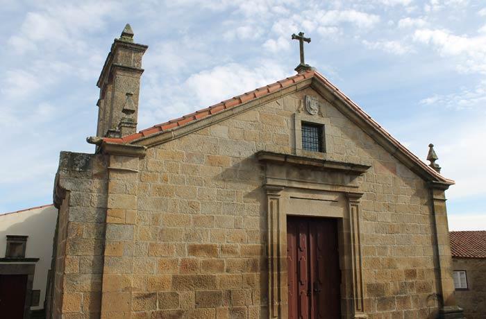 Iglesia de San Vicente Castelo Mendo