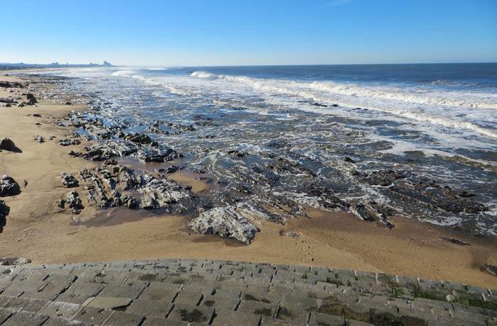 Mirador de la playa de Granja