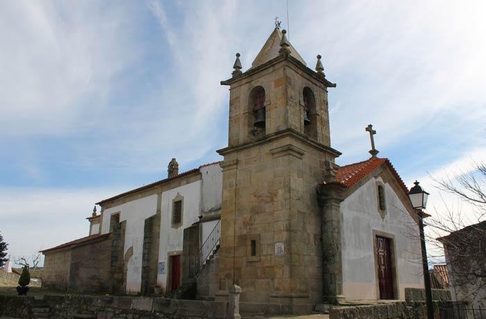Iglesia de Nuestra Señora de la Asunción Castelo Bom