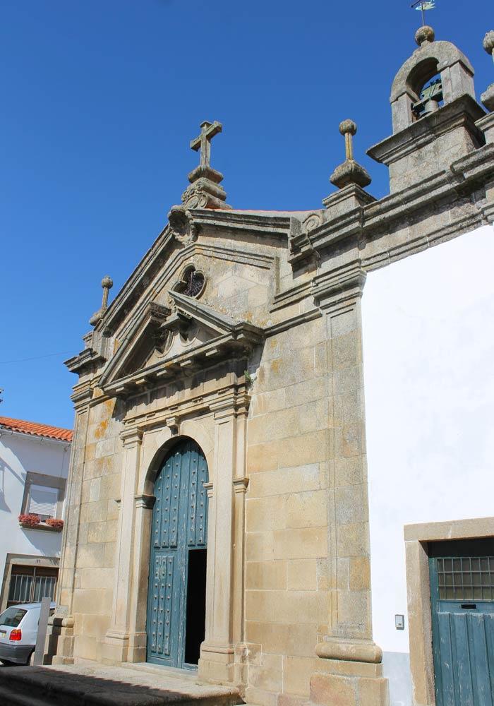 Capilla de la Santa Cruz qué ver en Miranda do Douro