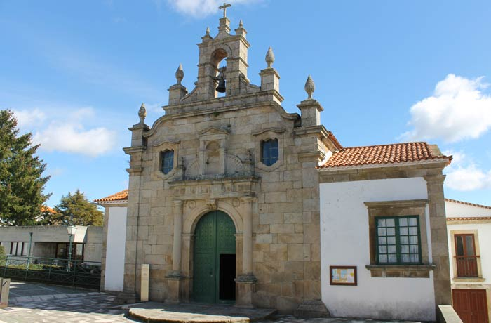 Iglesia de la Misericordia qué ver en Miranda do Douro