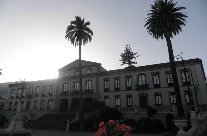 Ayuntamiento de La Orotava qué ver en Tenerife